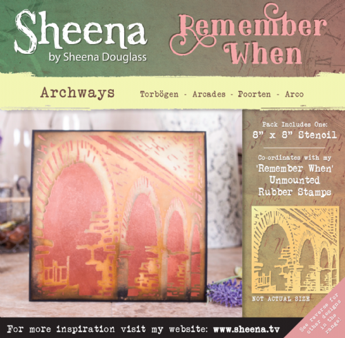 Sheena Douglass - Remember When Collection